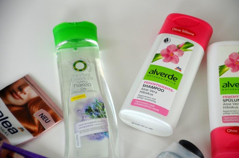 Silikonfreie Shampoos Dm