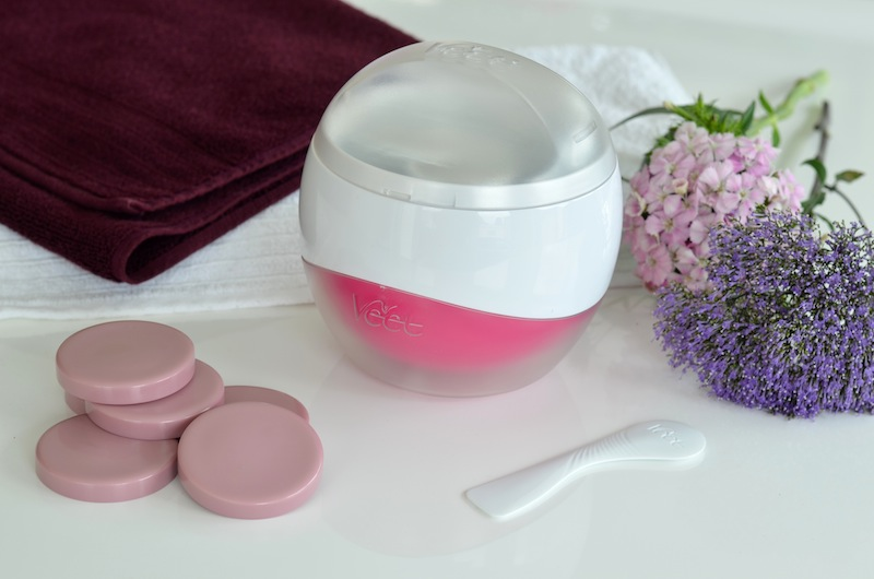 Veet Spa Wax im Test