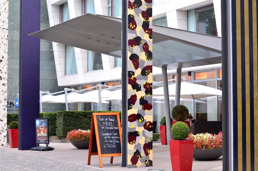 Radisson Blu Media Harbour Hotel Düsseldorf