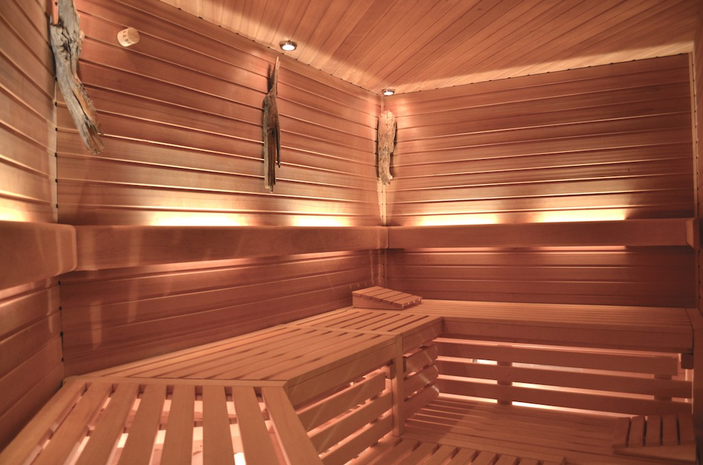 Aalernhüs Finnische Sauna