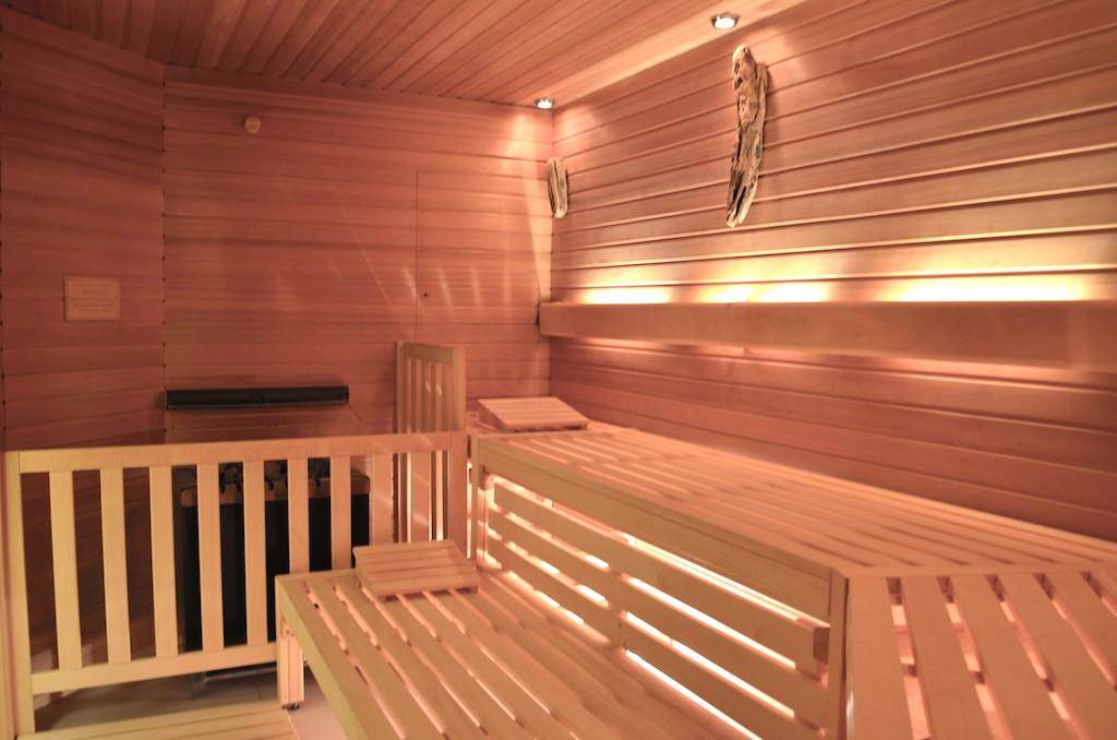 Aalernhüs Sauna