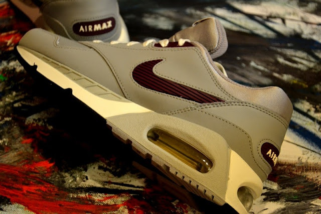 Air Max Grau Lila 1