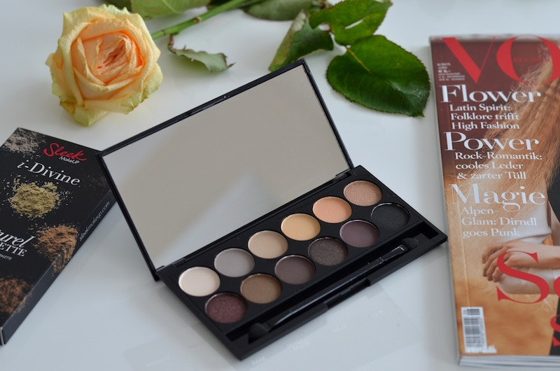 Au Naturelle Eyeshadow Palette Sleek 03