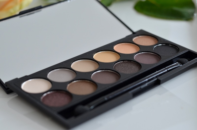 Au Naturelle Eyeshadow Palette Sleek 04