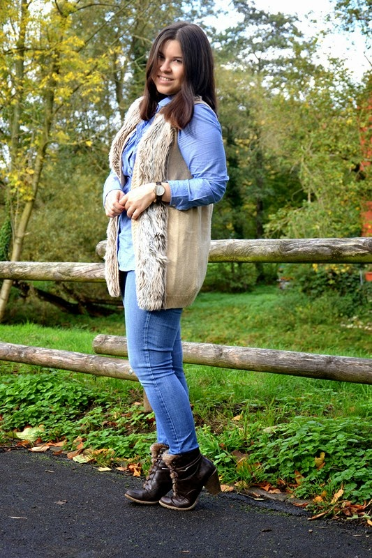 Autumn Outfit Daniel Wellington 02
