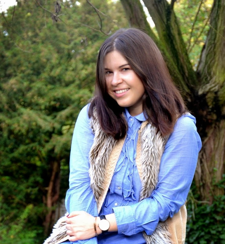 Autumn Outfit Daniel Wellington 06