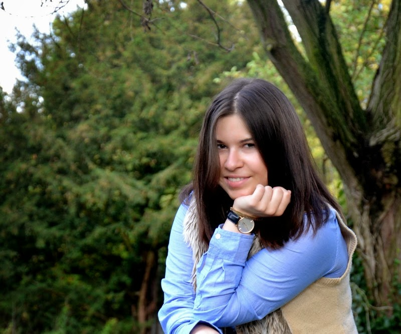 Autumn Outfit Daniel Wellington 07