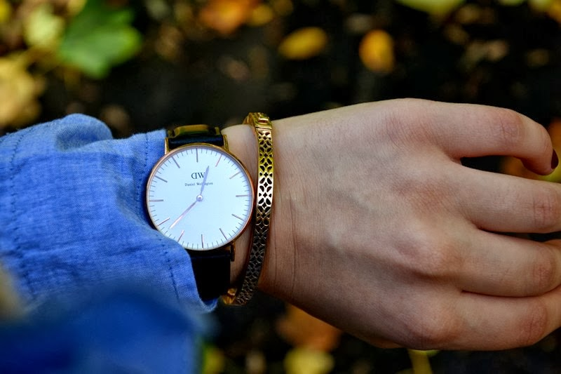 Autumn Outfit Daniel Wellington 08