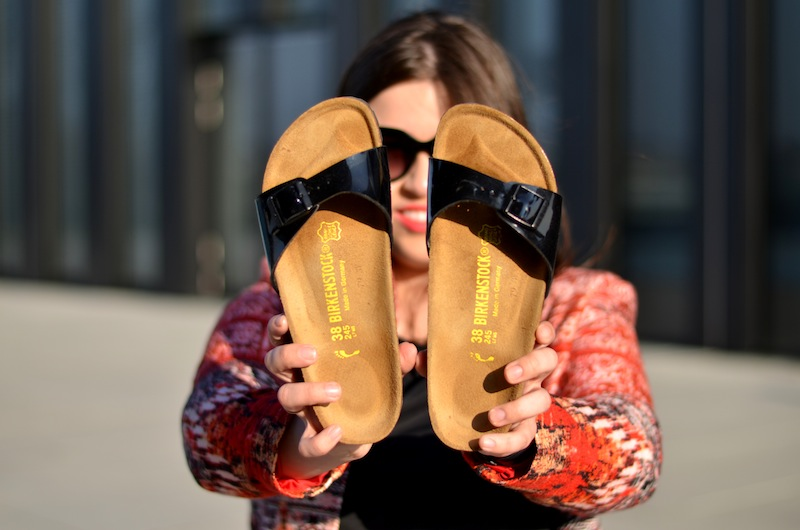 Birkenstock Sandale Madrid 01