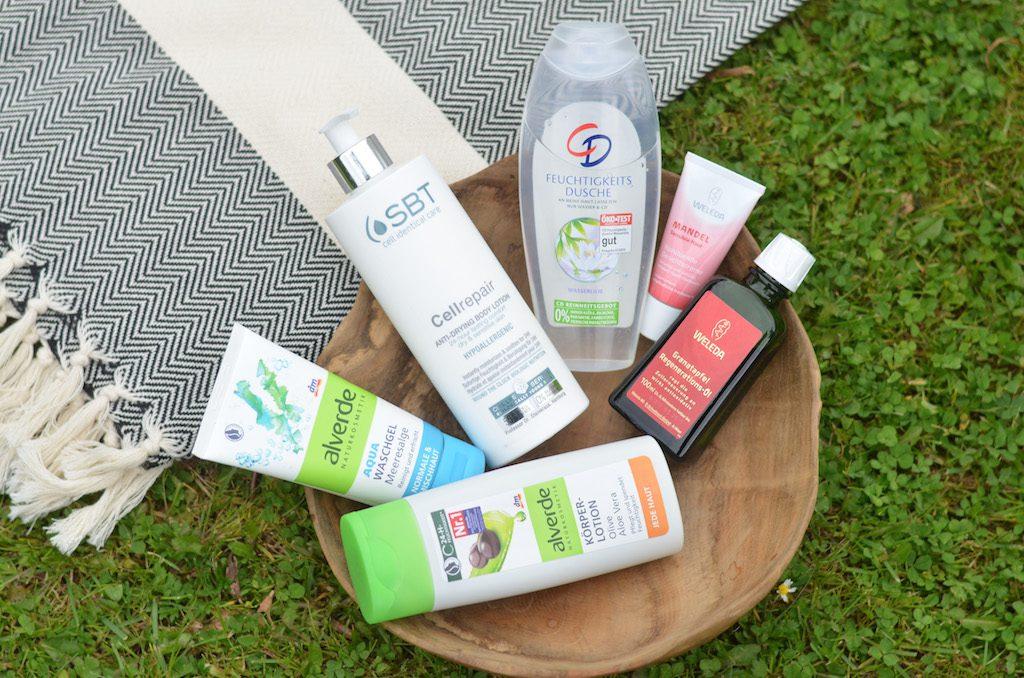 Bodypflege Naturkosmetik
