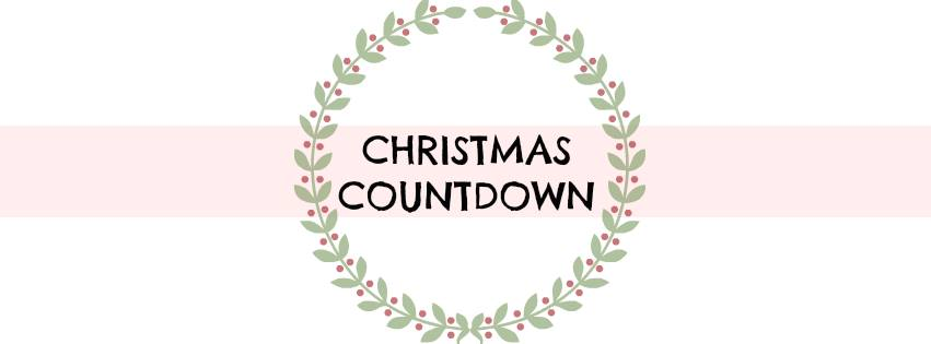 Christmas Countdown Header