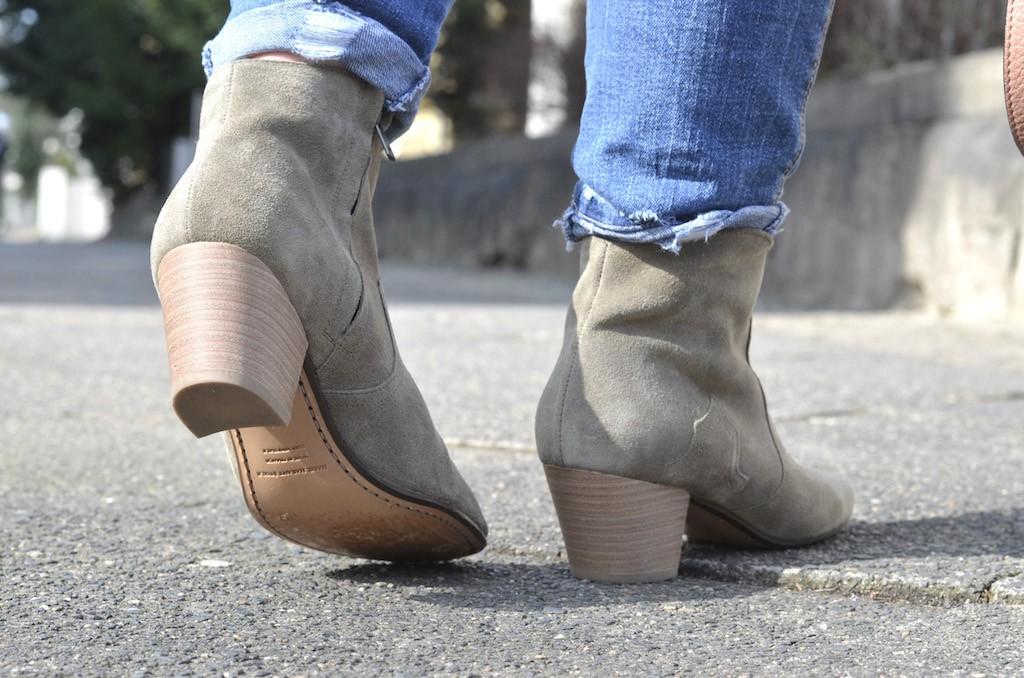 Dicker Boots, Isabel Marant
