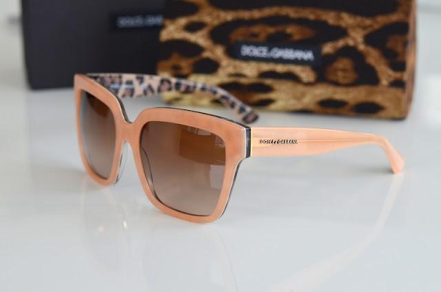Dolce & Gabbana Sonnenbrille pastell 1