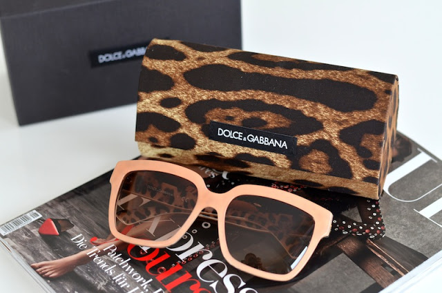 Dolce & Gabbana Sonnenbrille pastell