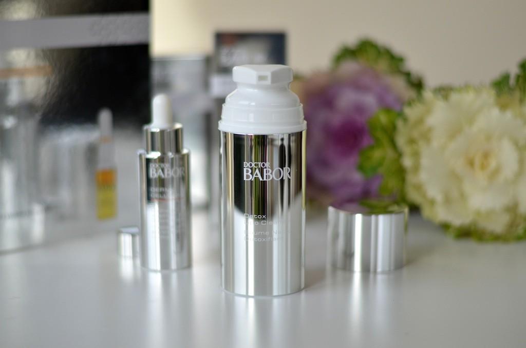 Dr. Babor Detox Cleanse Test