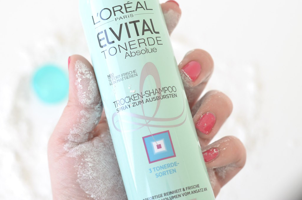 Elvital Tonerde Absolue Trockenshampoo