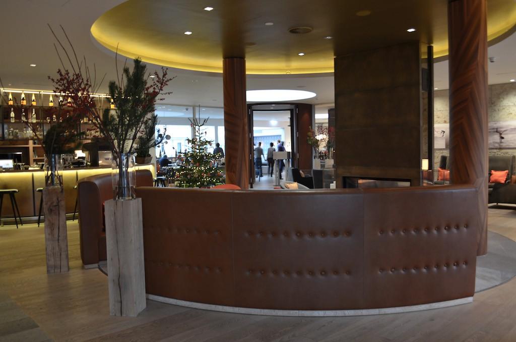 Empfang im Aalernhüs hotel & spa