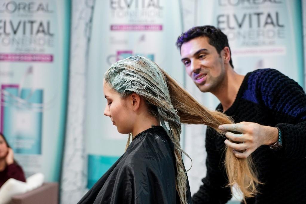 Eren Bektas Elvital Tonerde Absolue Haarpflege