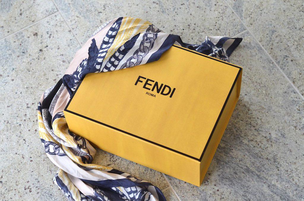 Fendi Unboxing