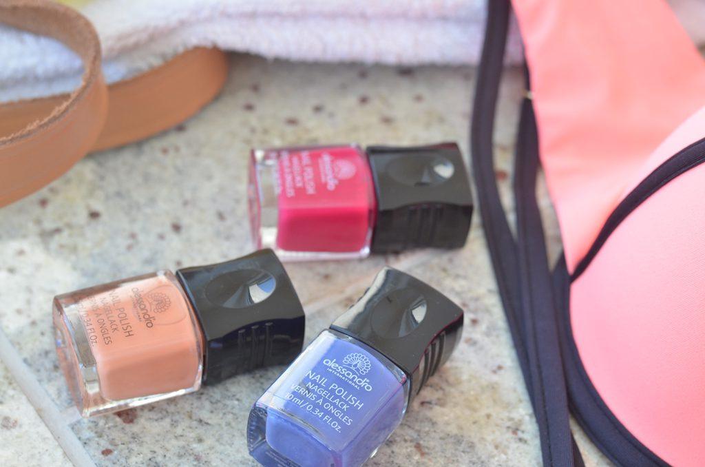 Freibad Essentials Nagellack