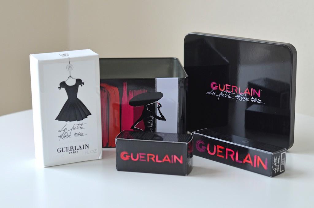 Guerlain La petite Robe noire Set Unboxing