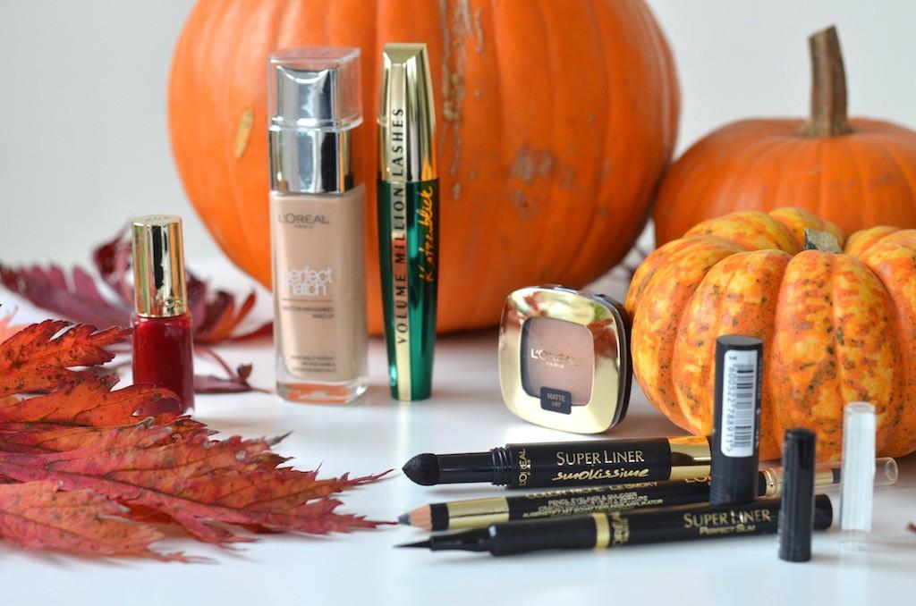 Halloween Make-Up L'Oreal