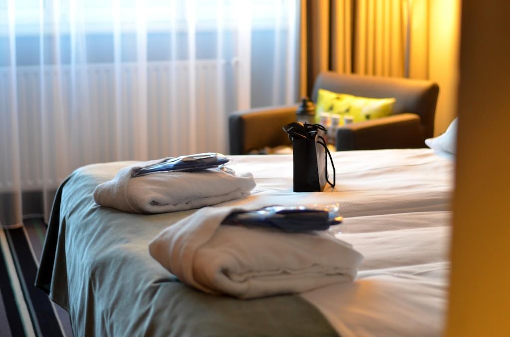 Hotelzimmer Radisson Blu Hotel Dortmund