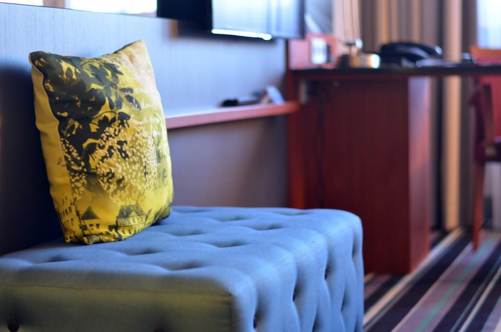 Hotelzimmer Radisson Blu Hotel in Dortmund