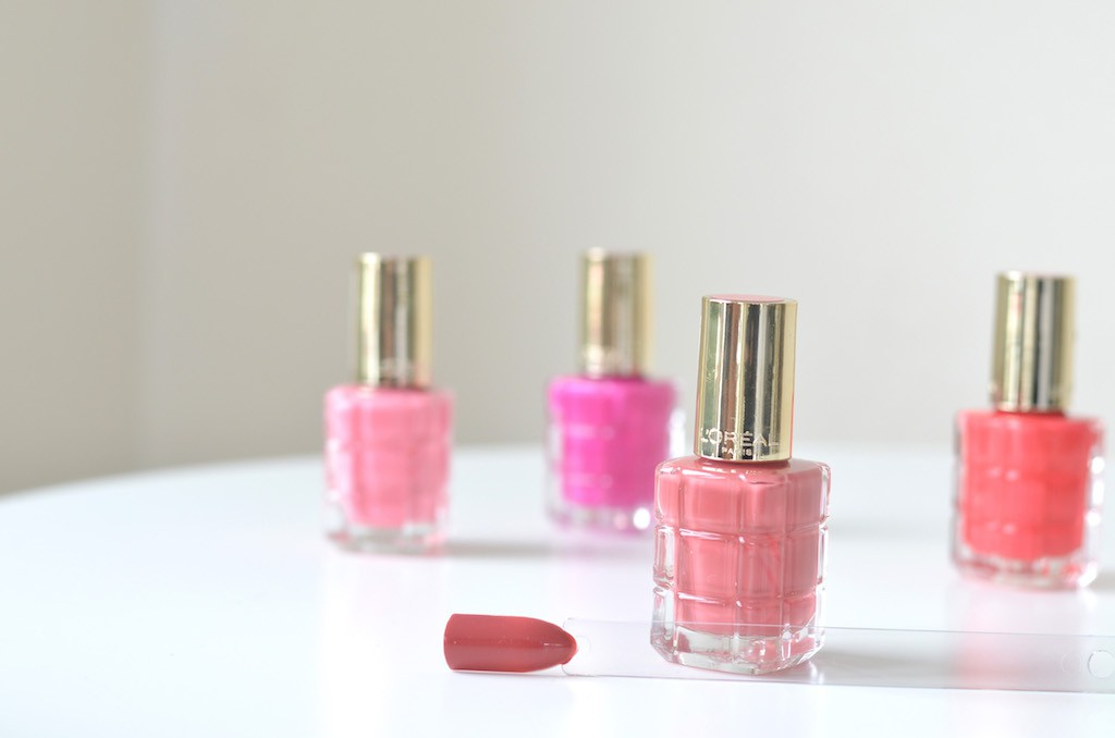 Le Vernis by Color Riche 224 Rose Ballet