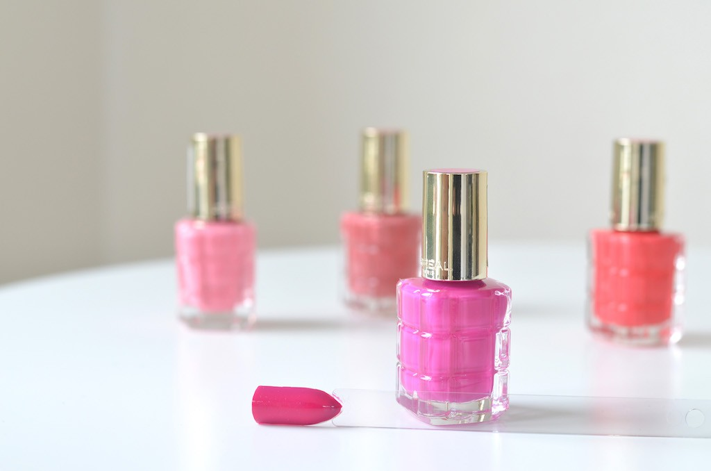 Le Vernis by Color Riche 330 Fuchsia Palace