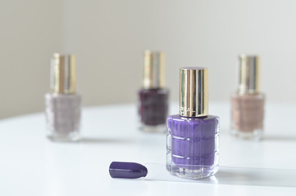 Le Vernis by Color Riche 334 Violet de nuit