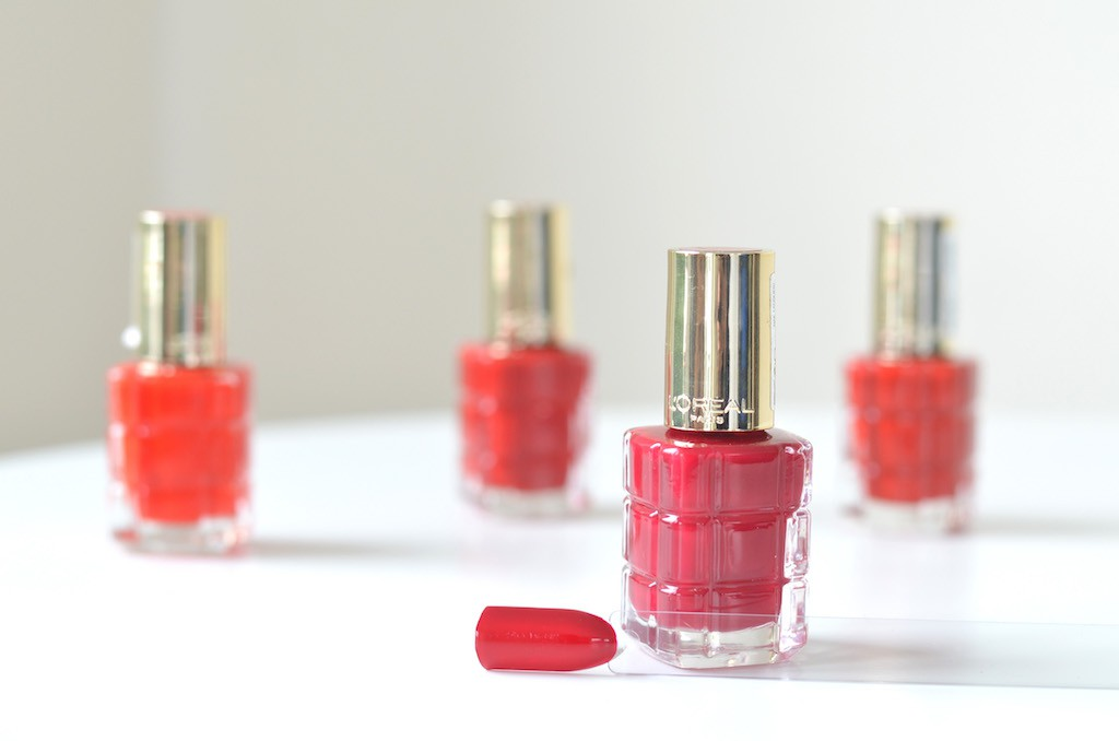 Le Vernis by Color Riche 552 Rubis Folies
