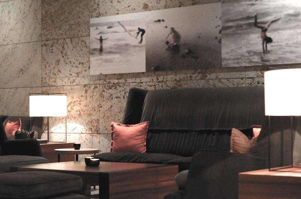Lobby Aalernhüs hotel & spa