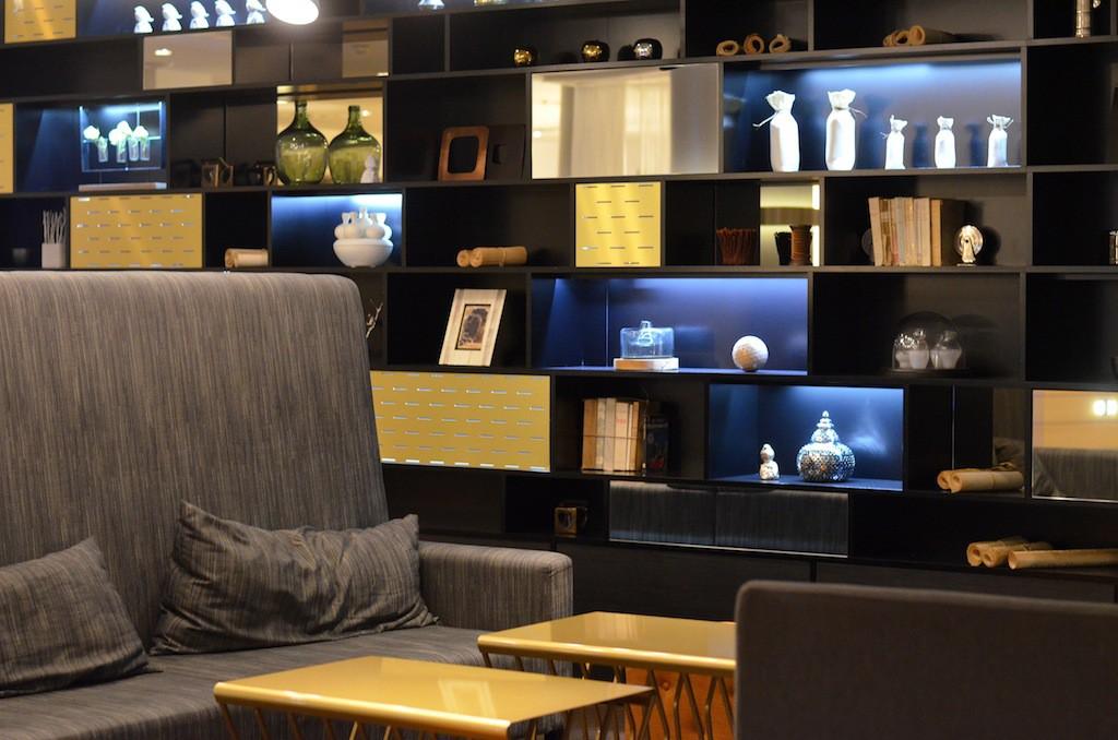 Lounge Radisson Blu Hotel Dortmund