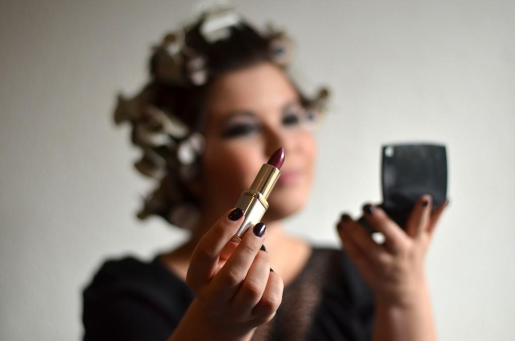 Make Up L'Oreal Color Riche Intense Plum