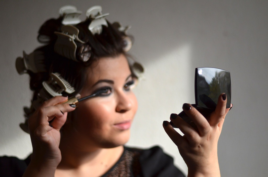 Make Up L'Oreal Katzenblick Mascara