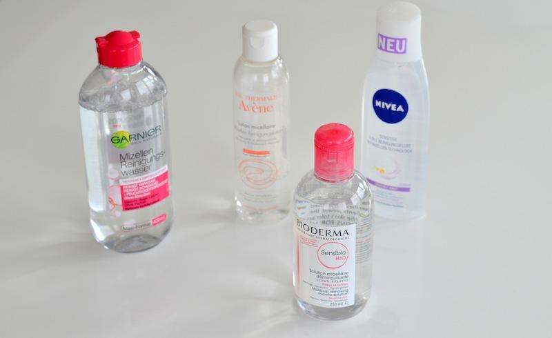 Mizellen Reinigung Test