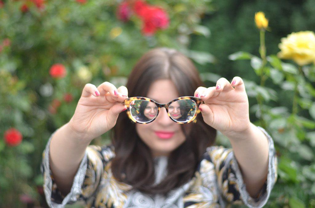Neue Brille