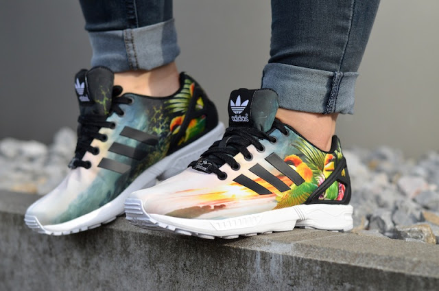Outfit Adidas Flux Hypercolor 4