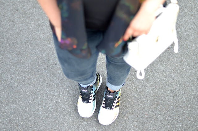 Outfit Adidas Flux Hypercolor
