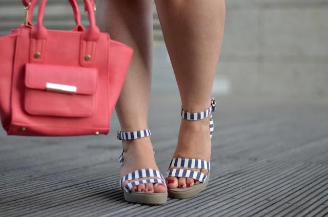 Outfit Jeansjacke Sommerkleid 3