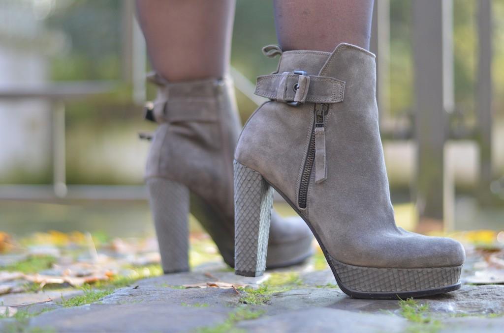 Outfit Kennel und Schmenger Wildleder Boots