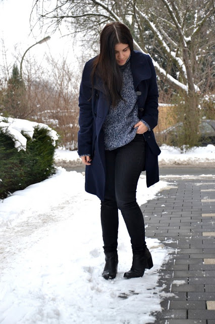Outfit, Knitwear Pullover