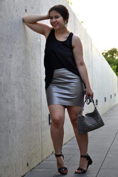 Outfit Silver Swarovski