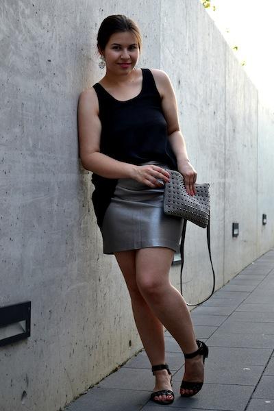 Outfit Silver Swarovski 2