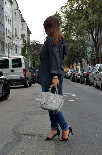Oversize Bluse H&M 04