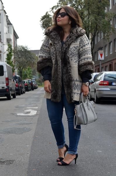 Oversize Bluse H&M 05