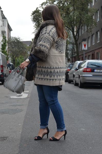 Oversize Bluse H&M 06