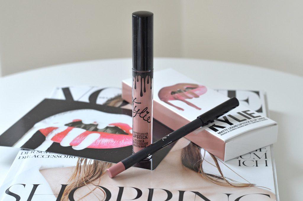 Packaging Kylie Lip Kit
