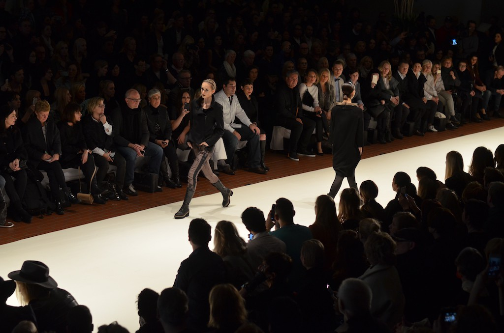 Platform Fashion backstage Show Annette Görtz